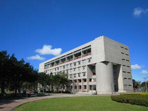 元智大學一館照片