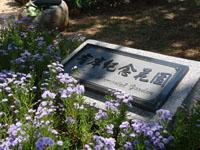 元智大學有庠紀念花園照片