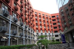 元智大學第一學生宿舍照片
