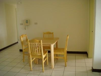 客座教授宿舍7號11樓 用餐區
