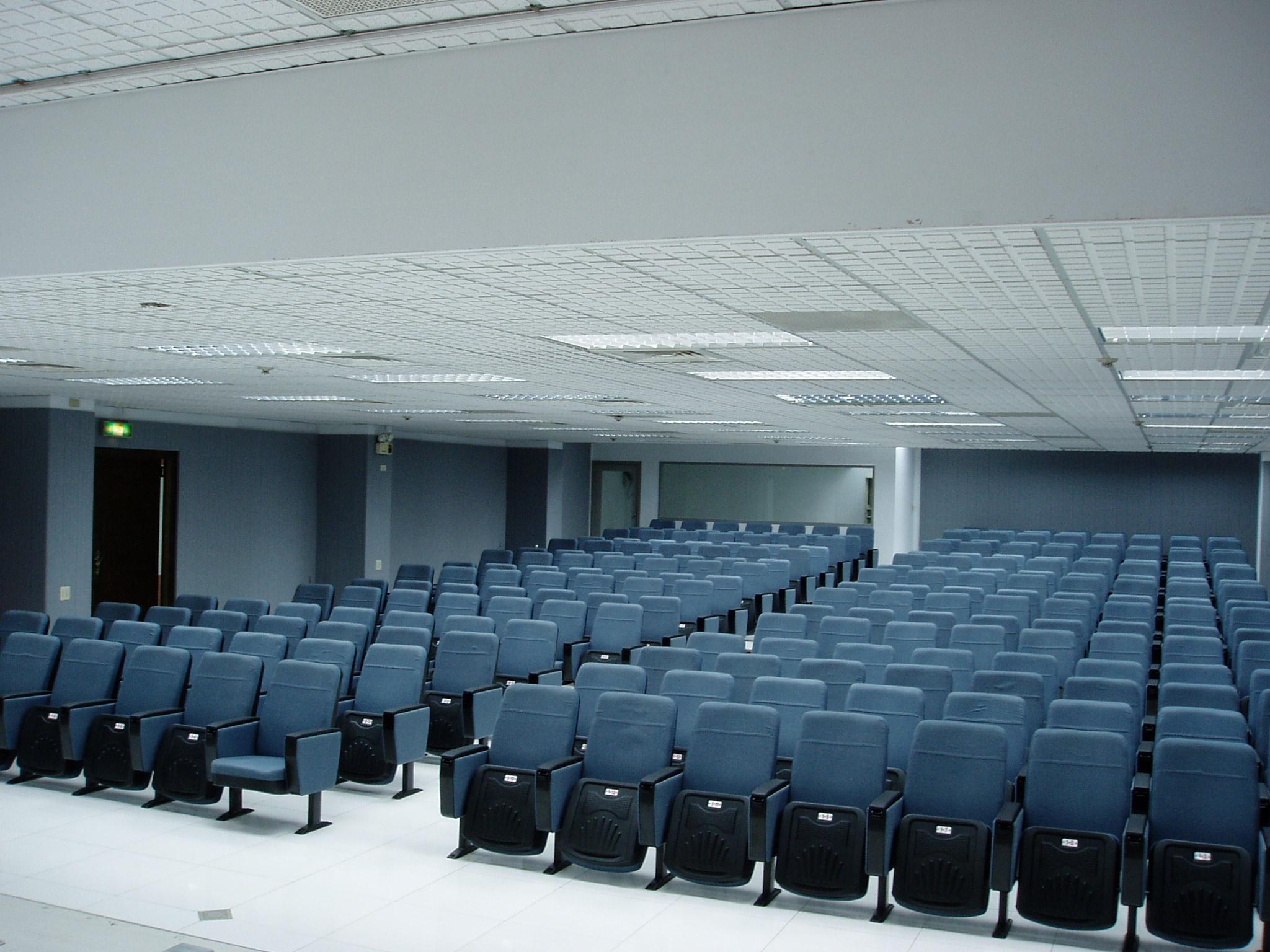 一館演藝廳內-座位