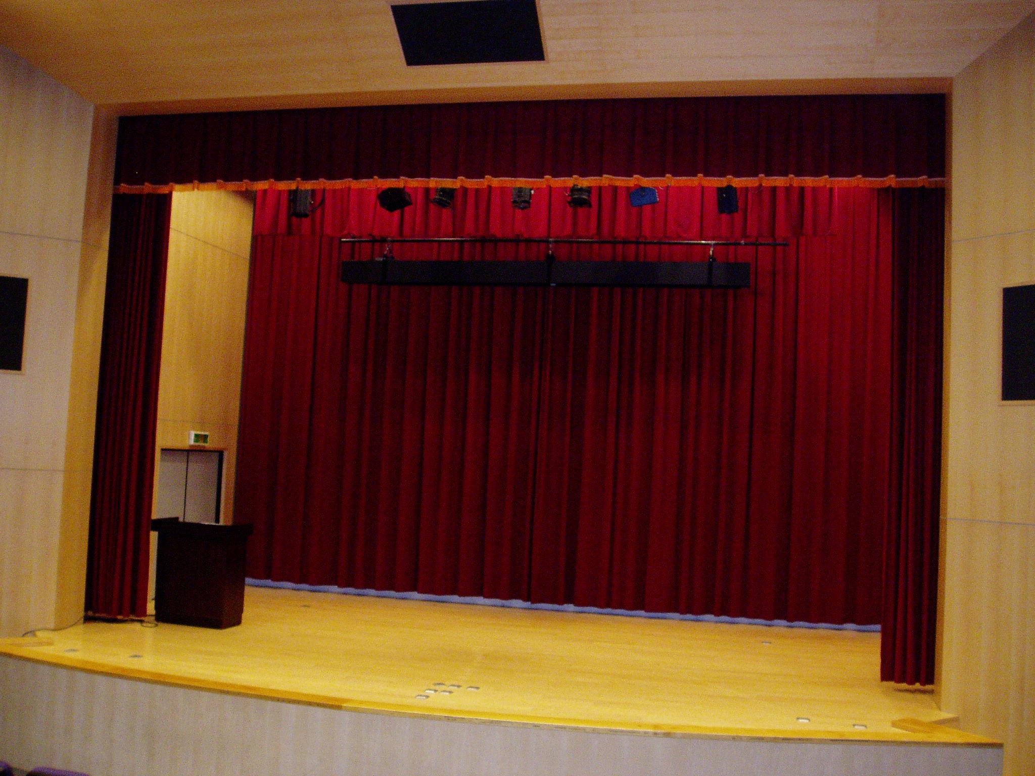 有庠廳-舞台