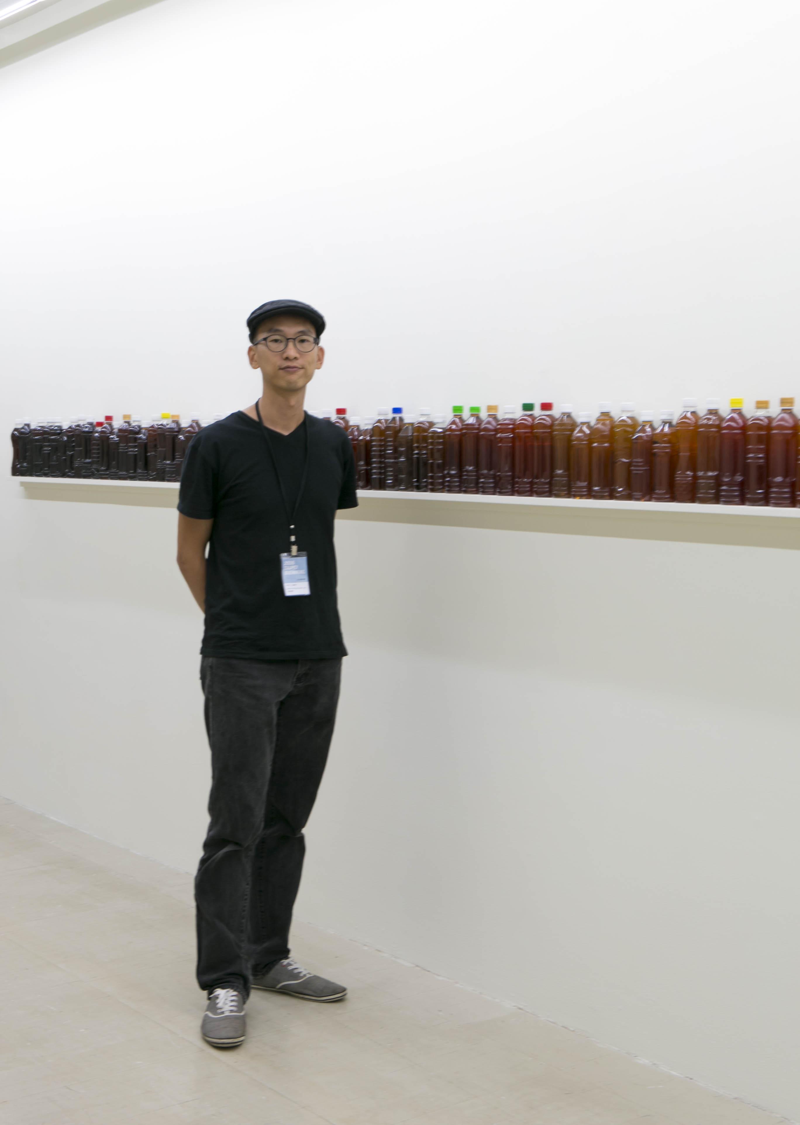 Ming-Hsueh Li to present his work in 2016 Taipei Biennial